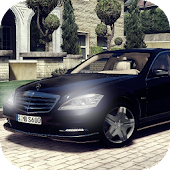 Benz S600 Drift & Driving Simulator