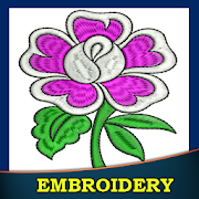 Embroidery Designs icon