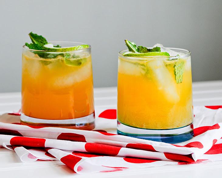 Passion Fruit Mojitos Recipe