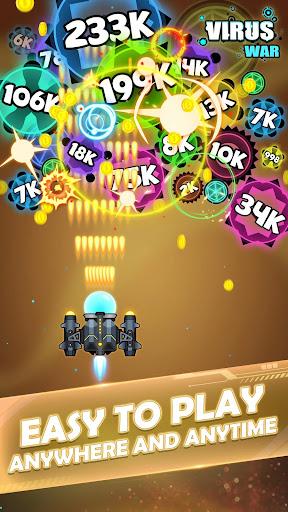 Virus War - Space Shooting Game 1.7.5 screenshots 3