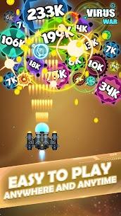 Virus War MOD APK 1.8.0 (Unlimited Money) 3