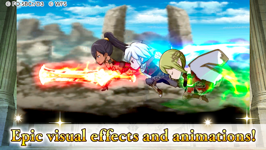 DanMachi – MEMORIA FREESE Mod Apk Download For Android and Iphone 7