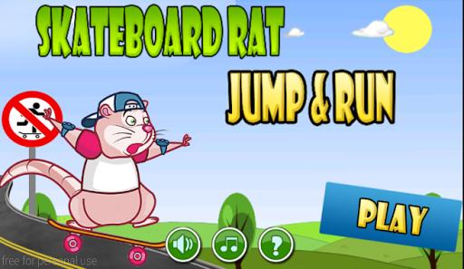 Rat Jump Run