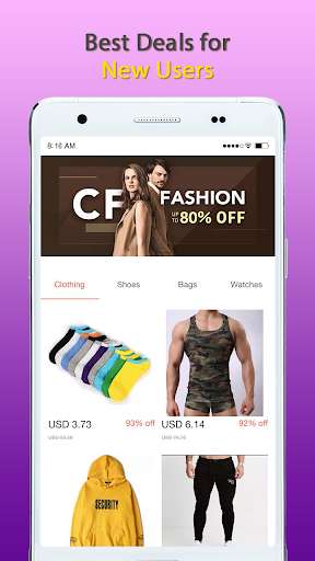 Club Factory - Online Shopping App screenshot