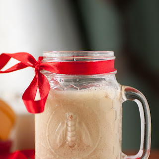 Home-made Old-fashioned Eggnog