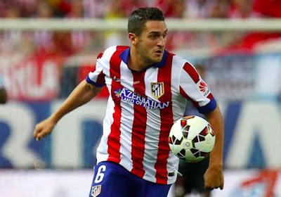 Koke was het slachtoffer van gewapende overval net voor derby Atlético Madrid-Real Madrid
