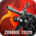 Zombie Defense Shooting: FPS Kill Shot hunting War icon