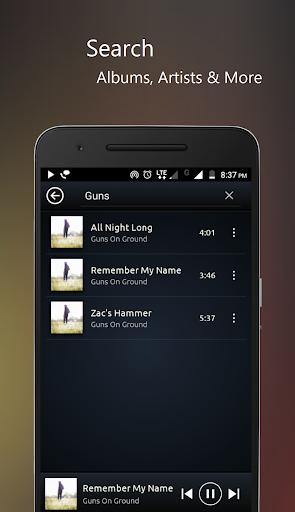 PowerAudio Pro Music Player  screenshots 7