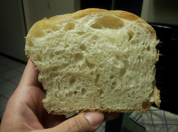 The Great White Bread Recipe