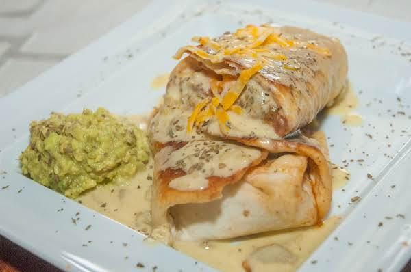 Burrito Essentials: Some Assembly Required Recipe