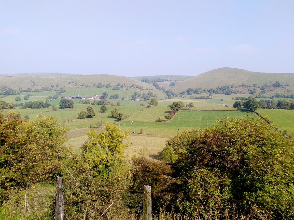 View of High Wheeldon