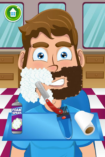 剃须 - 男士理发