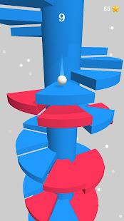 Spiral Jump – Spiral Jumping Ball 3