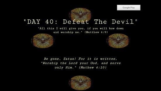 Devil Day 40 - náhled