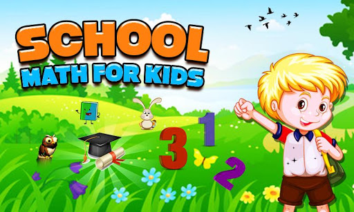 School Math Kids: Good Game For Kids & Teachers