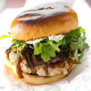 Juicy Grilled Turkey Burger.
