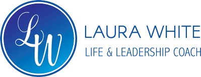 Communication Coach, Laura White Logo