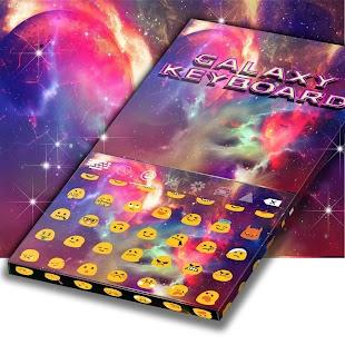 Smart Galaxy Keyboard - náhled
