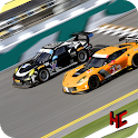 Turbo drift race 3d: new sports car racing games icon
