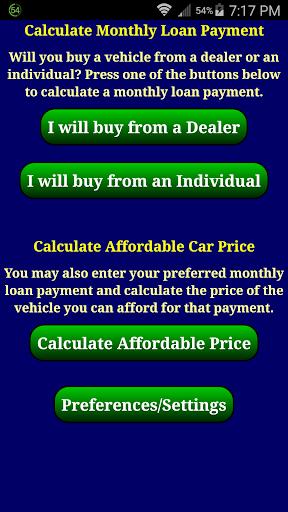 Car Loan Payment Calc Pro
