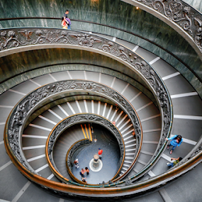 Vatican by Krishna & Garuda (Adrian Radu) - Buildings & Architecture Public & Historical