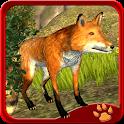 Wild Fox 3D icon