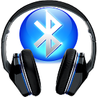 Bluetooth Audio Widget Battery FREE icon