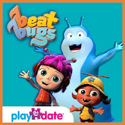 App Icon for Beat Bugs: Sing-Along App in Czech Republic Play Store