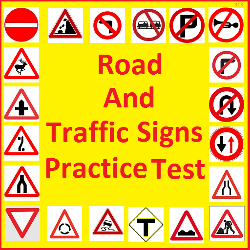 Road And Traffic Signs Test - Apps on Google Play