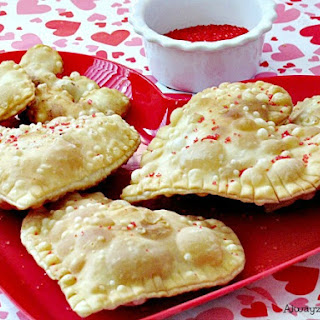 Valentine Guava Cheese Empenadas