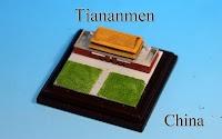 Tiananmen -China-