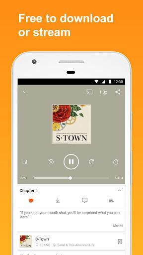 CastBox: Free Podcast Player, Radio & Audio Books screenshot 2