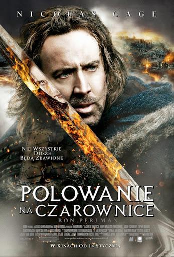 Polski plakat filmu 'Polowanie Na Czarownice'
