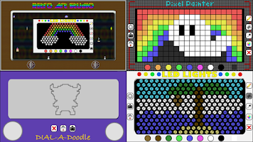 Screenshot of Retro Art Studio