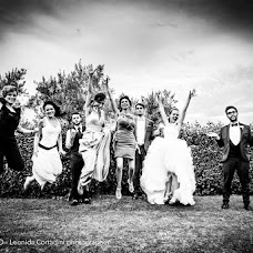Wedding photographer Leonida Corradini (corradini). Photo of 10.06.2015