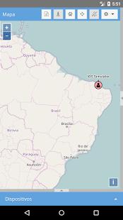 GPS WVC Travel Manager - náhled
