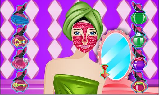 Fashion Model Makeover