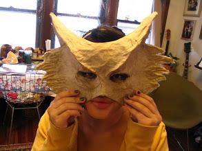 Photo: Wolf Mask
