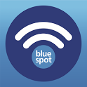 bluespot Free WiFi icon