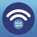 bluespot Free WiFi icon