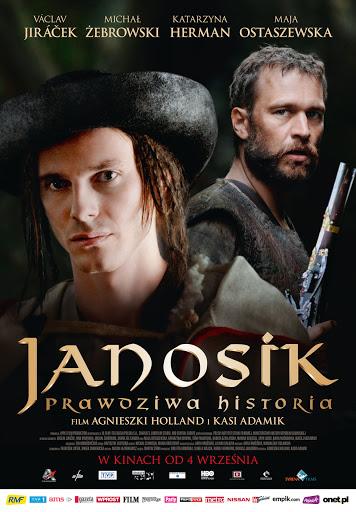 Polski plakat filmu 'Janosik. Prawdziwa Historia'