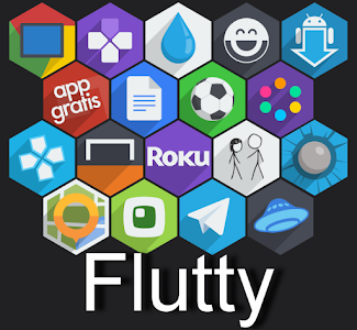 Flutty - icon pack v.99o