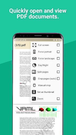 PDF Reader & PDF Viewer screenshot 3