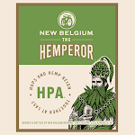 New Belgium The Hemperor HPA