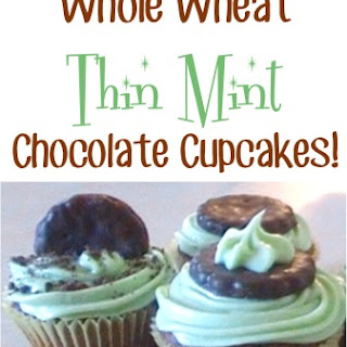 Whole Wheat Flour Chocolate Cupcakes Recipes.