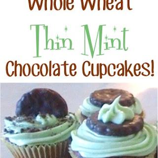 Whole Wheat Flour Chocolate Cupcakes Recipes.