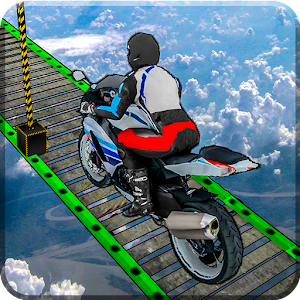 Impossible Bike 3D Tracks