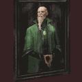 サラザール・スリザリンの肖像画