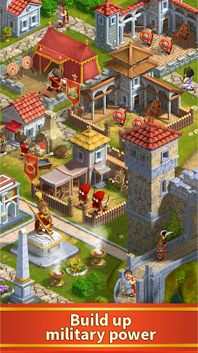 Code Triche Rise of the Roman Empire: Build, Trade & Conquer APK MOD screenshots 2