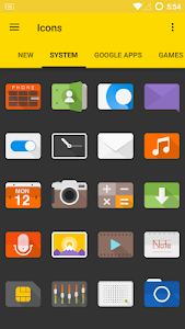 Matrix icon pack screenshot 4